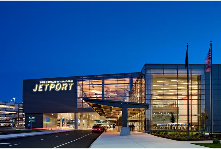 Portland Maine Airport