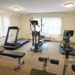 Best Western Merry Manor Inn Fitness Room