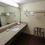 Merry Manor Inn Guest Room Vanity