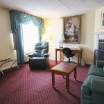 Merry Manor Inn Two Room Syite Living Room